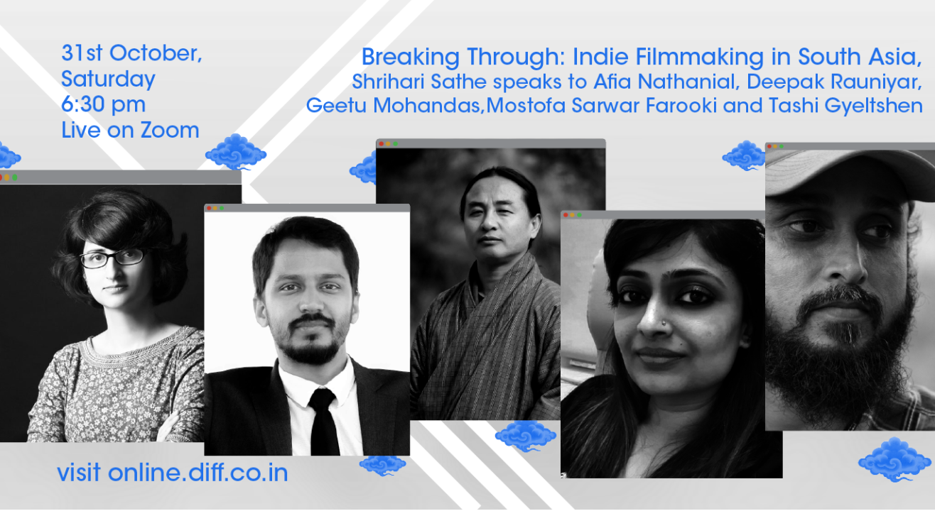 Breaking Through: Indie Filmmaking in South Asia