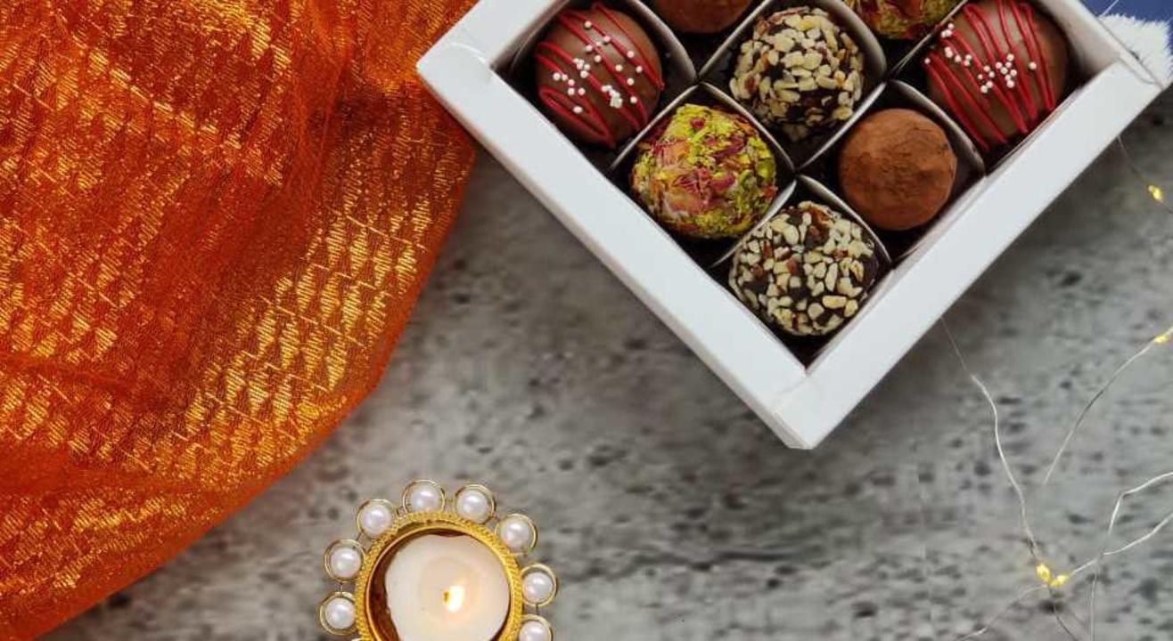 Truffles with Rakhee Vaswani