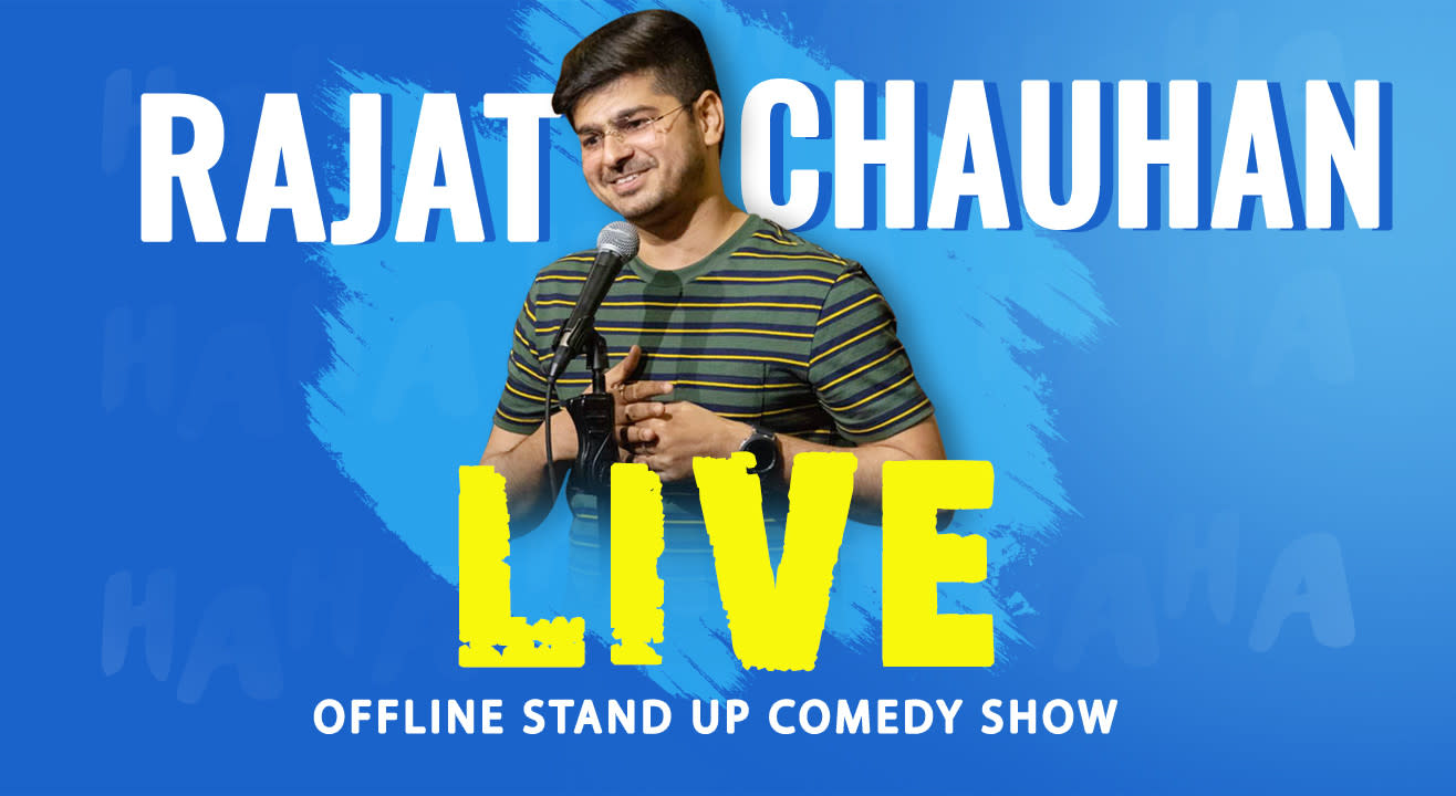 Rajat Chauhan Live in Delhi