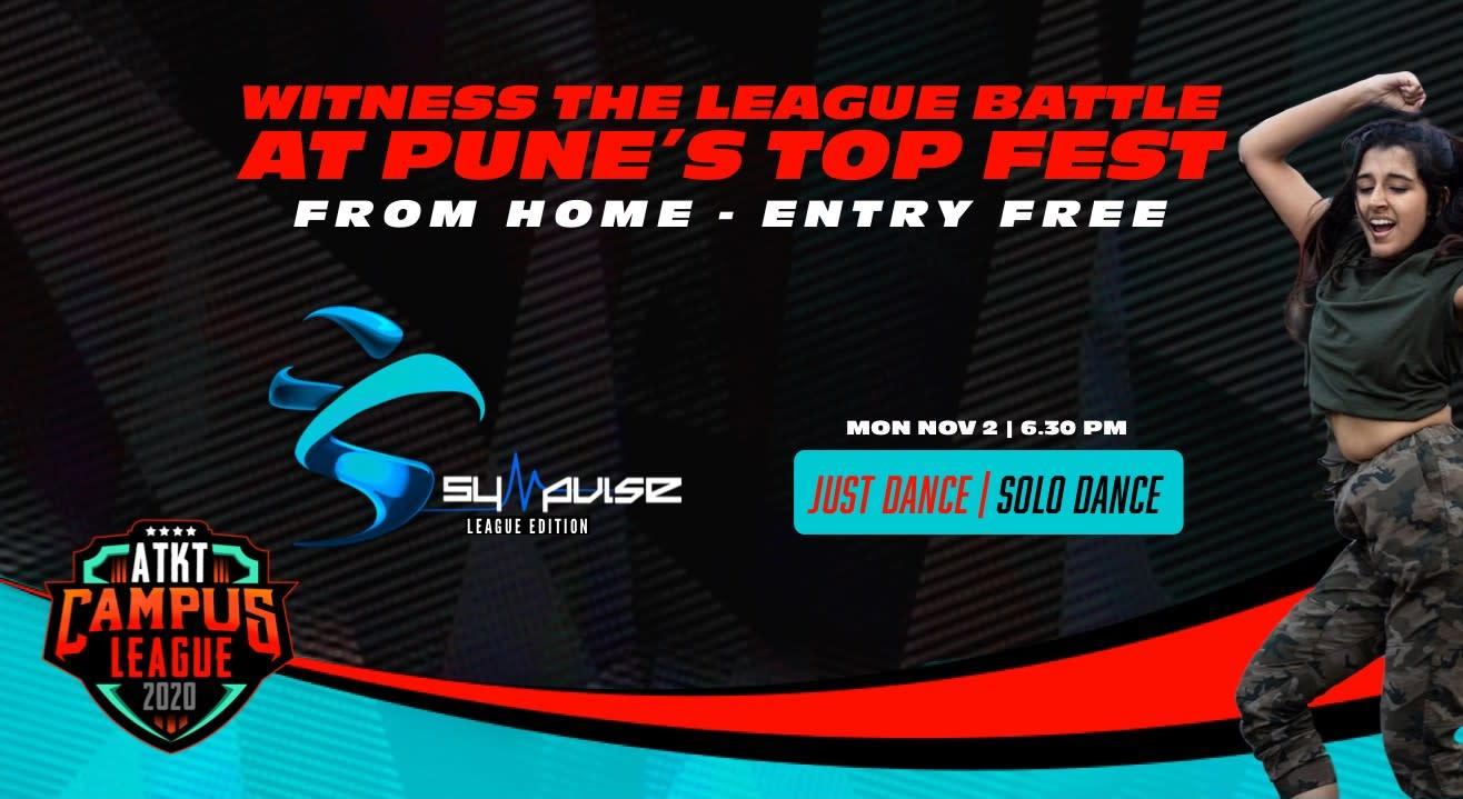 Just Dance | Sympulse 2020 | ATKT Campus League