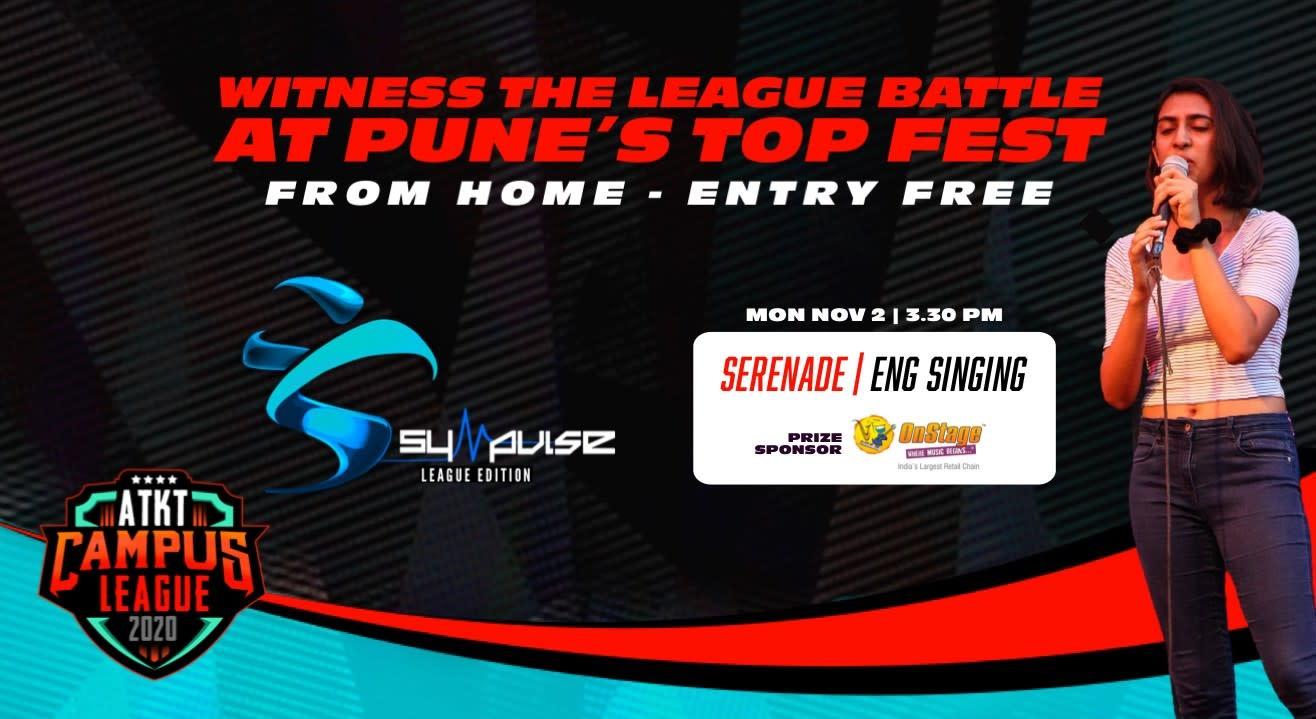 Serenade | Sympulse 2020 | ATKT Campus League
