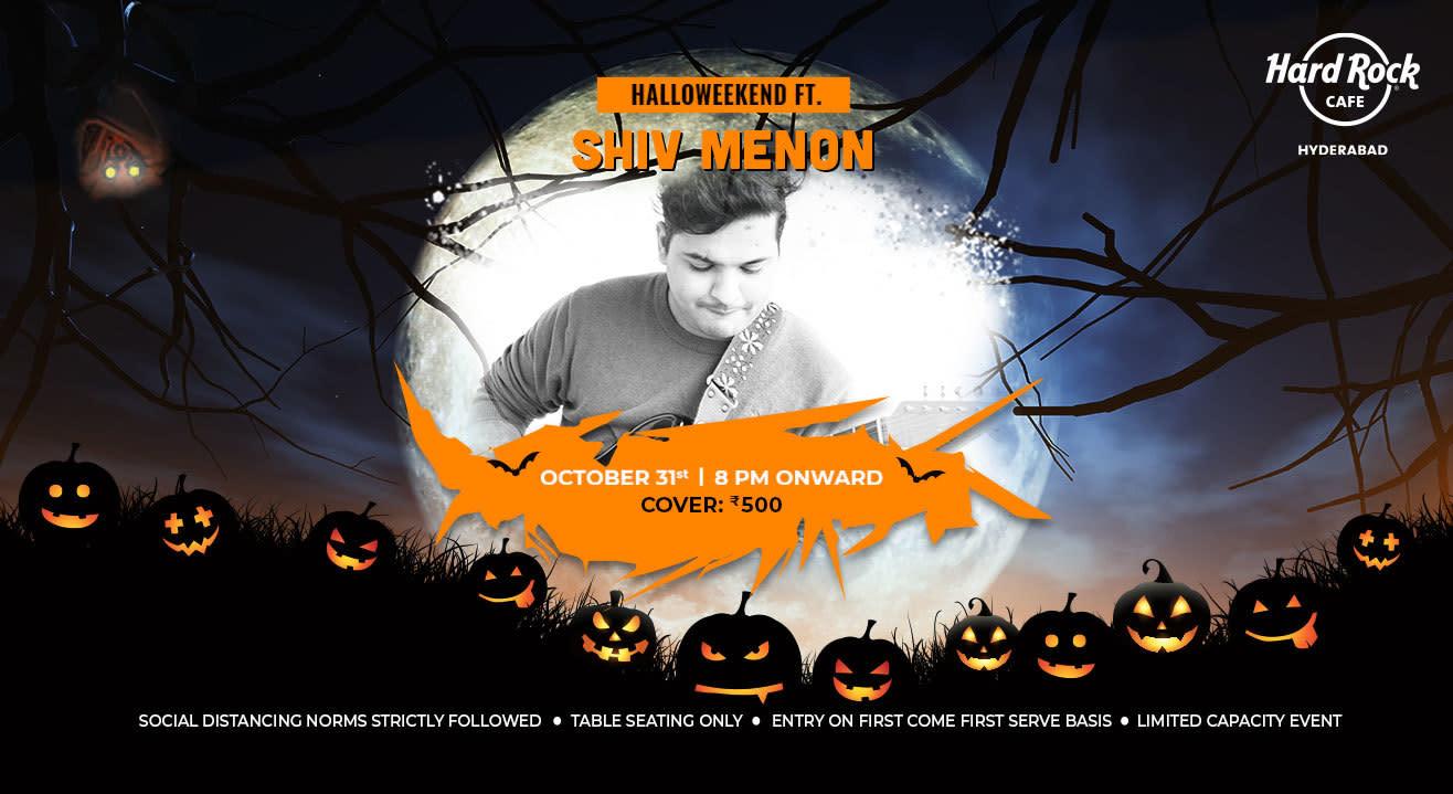 Hallo Weekend ft. Shiv Menon