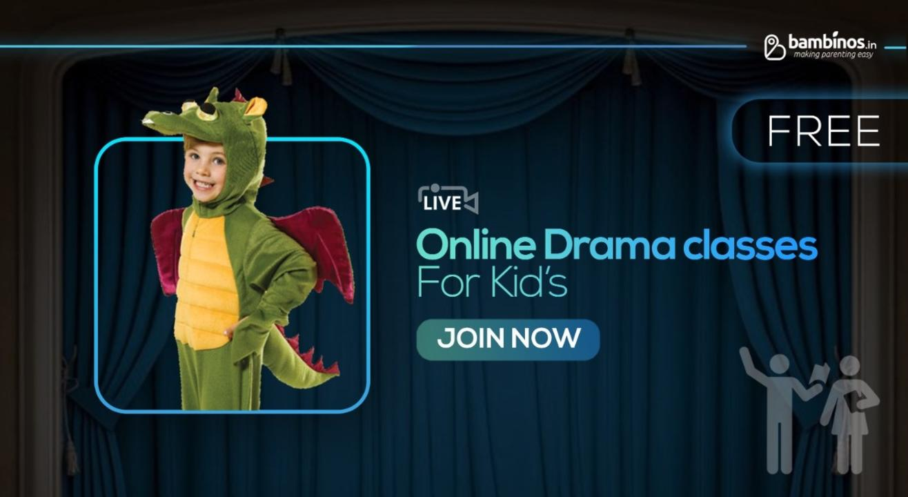 Free Online Drama Classes For Kids'