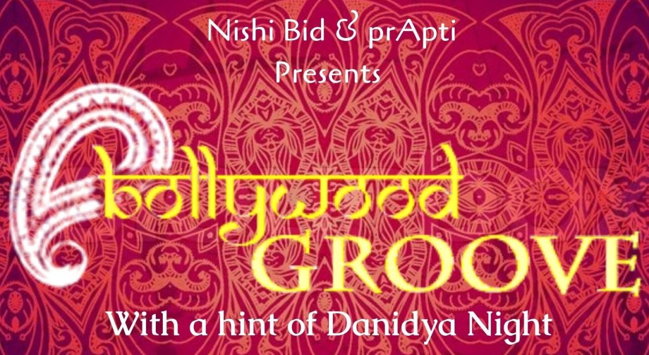 Bollywood Groove - With a hint of Dandiya Night
