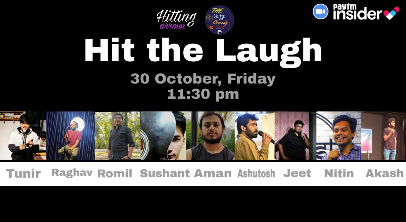 Hit the Laugh: Open mics