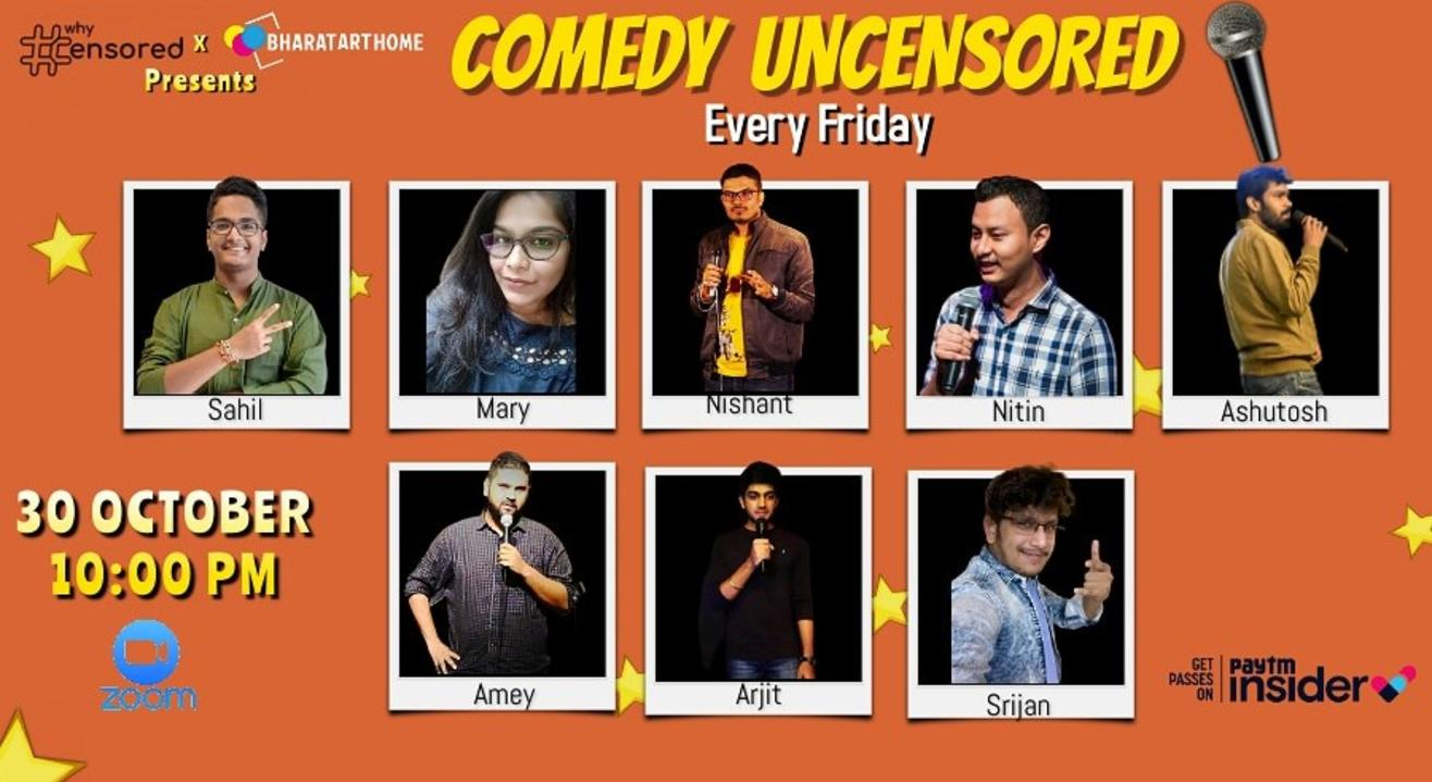 COMEDY UNCENSORED
