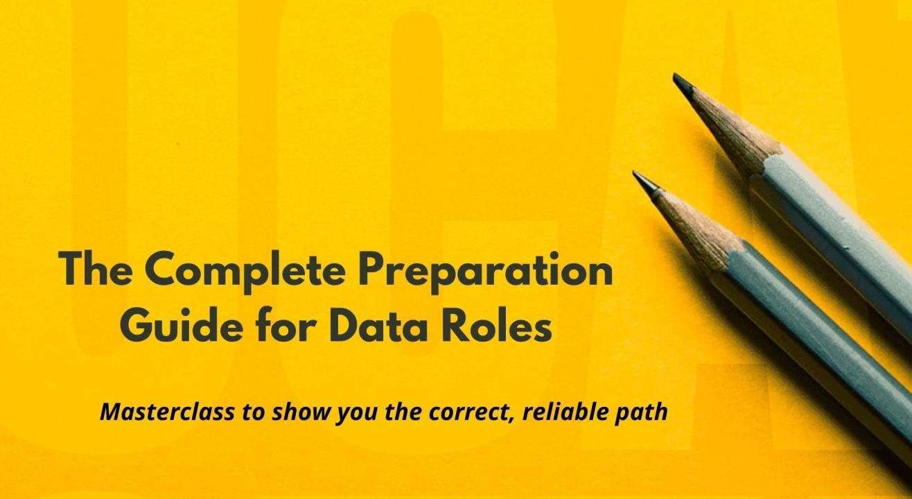 The Complete Preparation Guide to Crack Data Roles