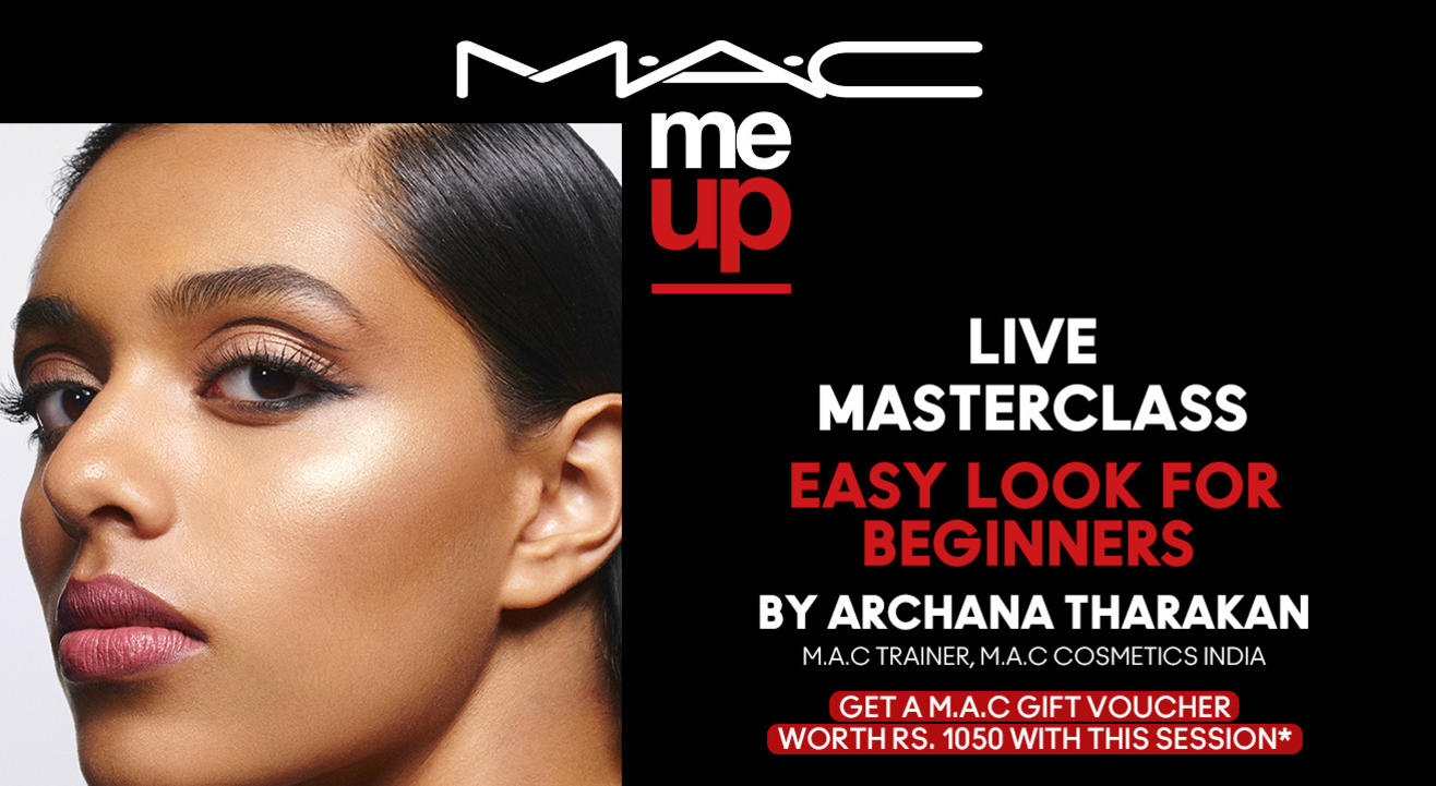 Easy Makeup Look for Beginners | M.A.C Cosmetics