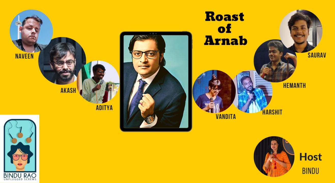 The Roast of Arnab Goswami
