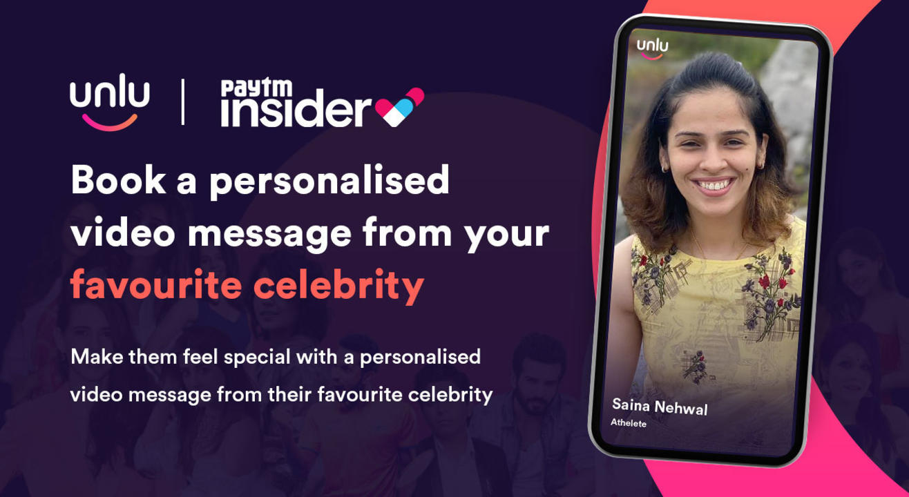 Book a personalised message from Saina Nehwal