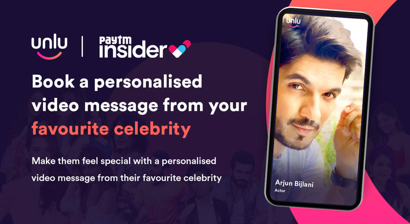 Book a personalised message from Arjun Bijlani