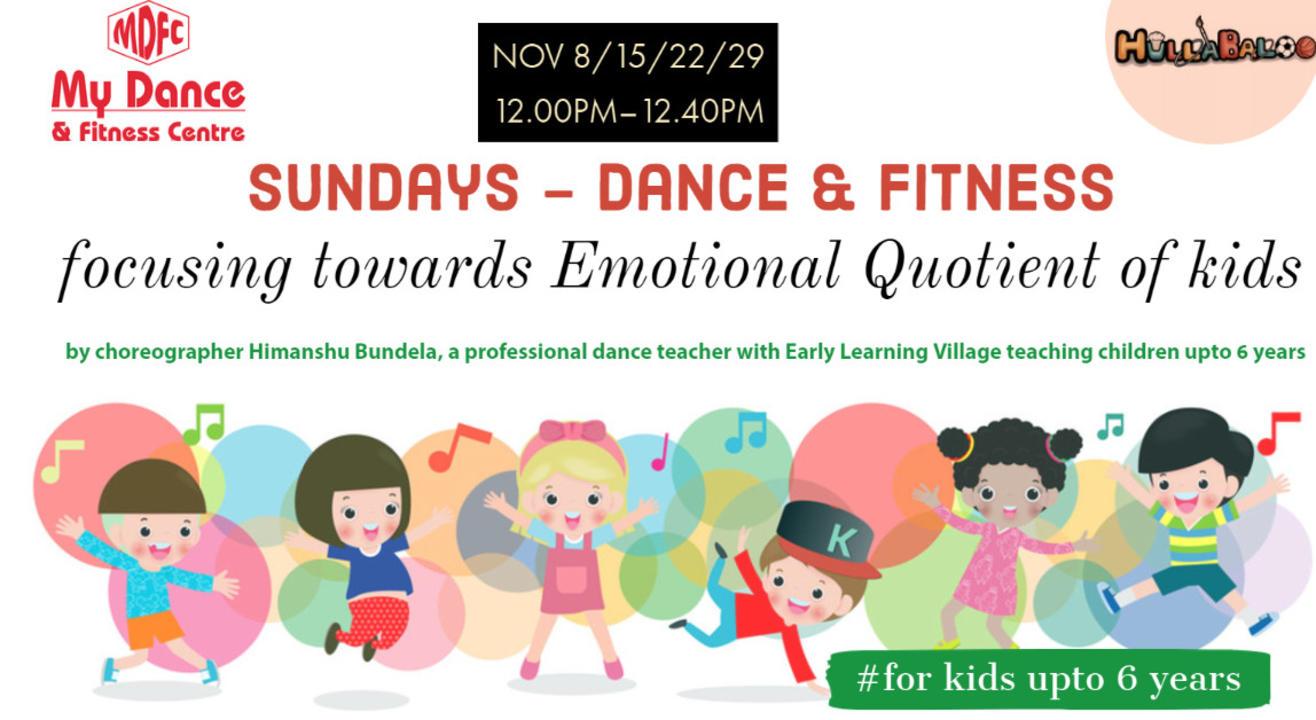 Dance & Fitness for Children