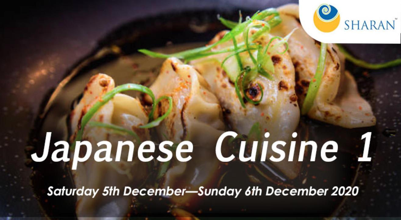 Japanese Cuisine 1
