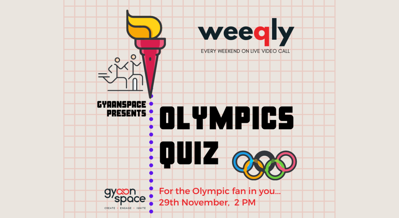 Olympics Quiz by Team Gyaanspace