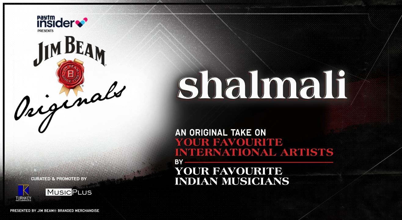 An original take by Shalmali | Paytm Insider presents Jim Beam Originals