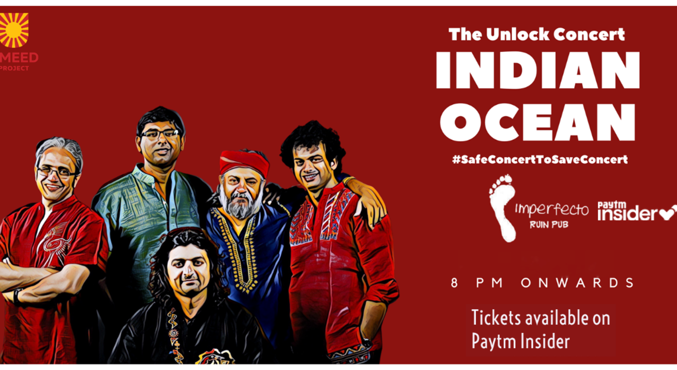 The Unlock Concert | Indian Ocean Performing Live