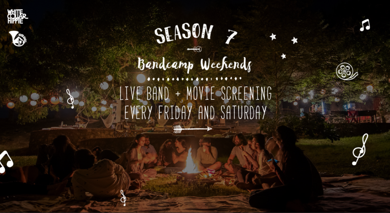 BandCamp Weekends: Live Bands + Movie Under The Stars