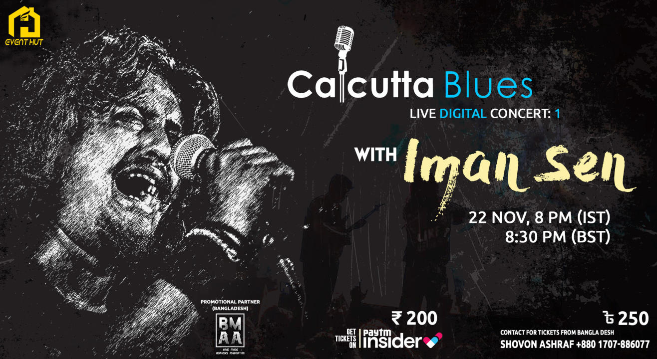 Calcutta Blues Live with Iman Sen