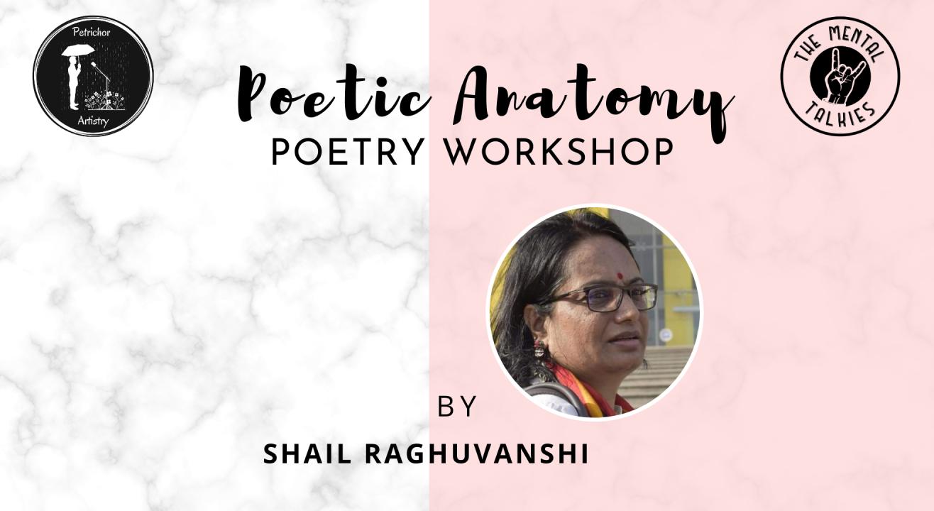 Poetic Anatomy-Poetry Workshop