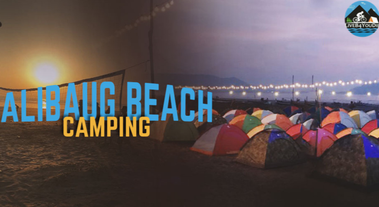 Live Acoustic & Movie Night Beach Camping At Alibaug