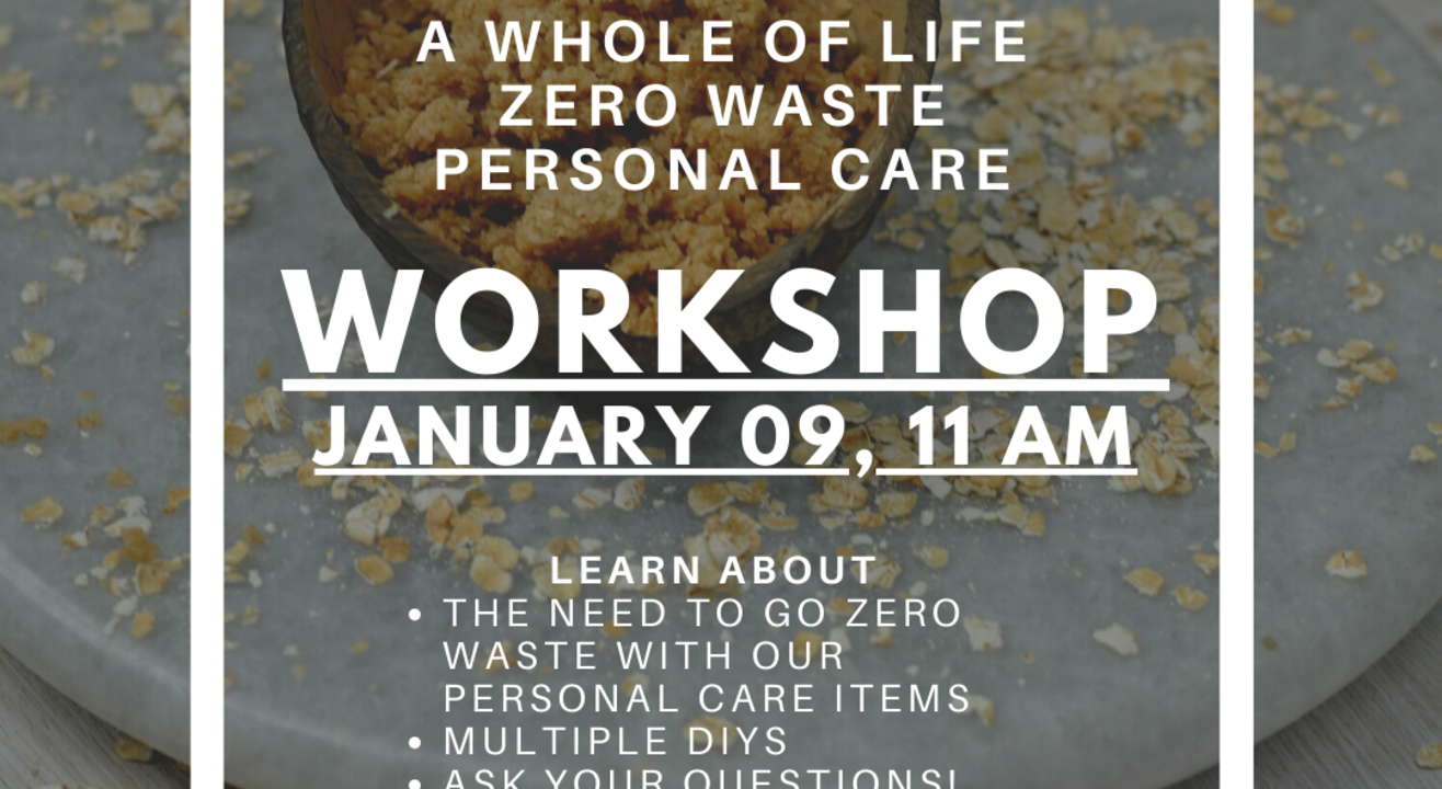 A Whole Of Life - Zero Waste Personal Care