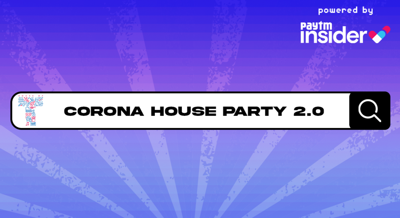 House of T presents Corona House Party 2.0 - Nov 29