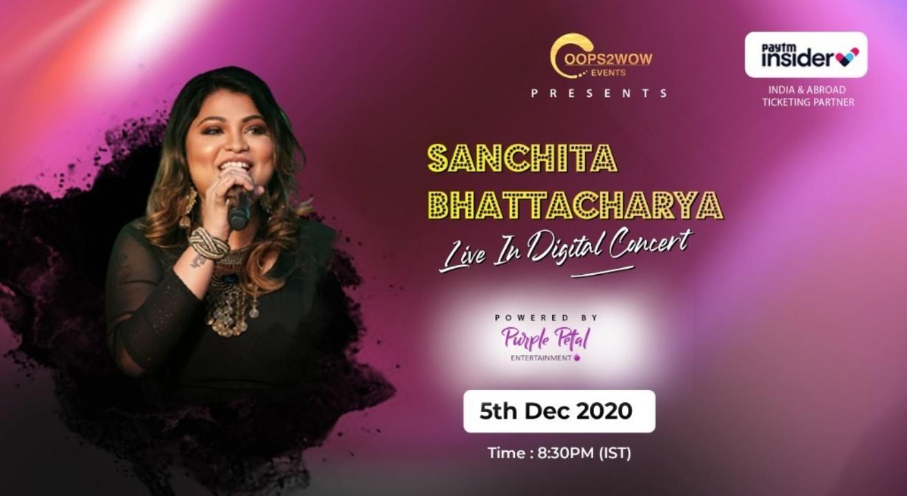 Sanchita Bhattacharya Live In Digital Concert