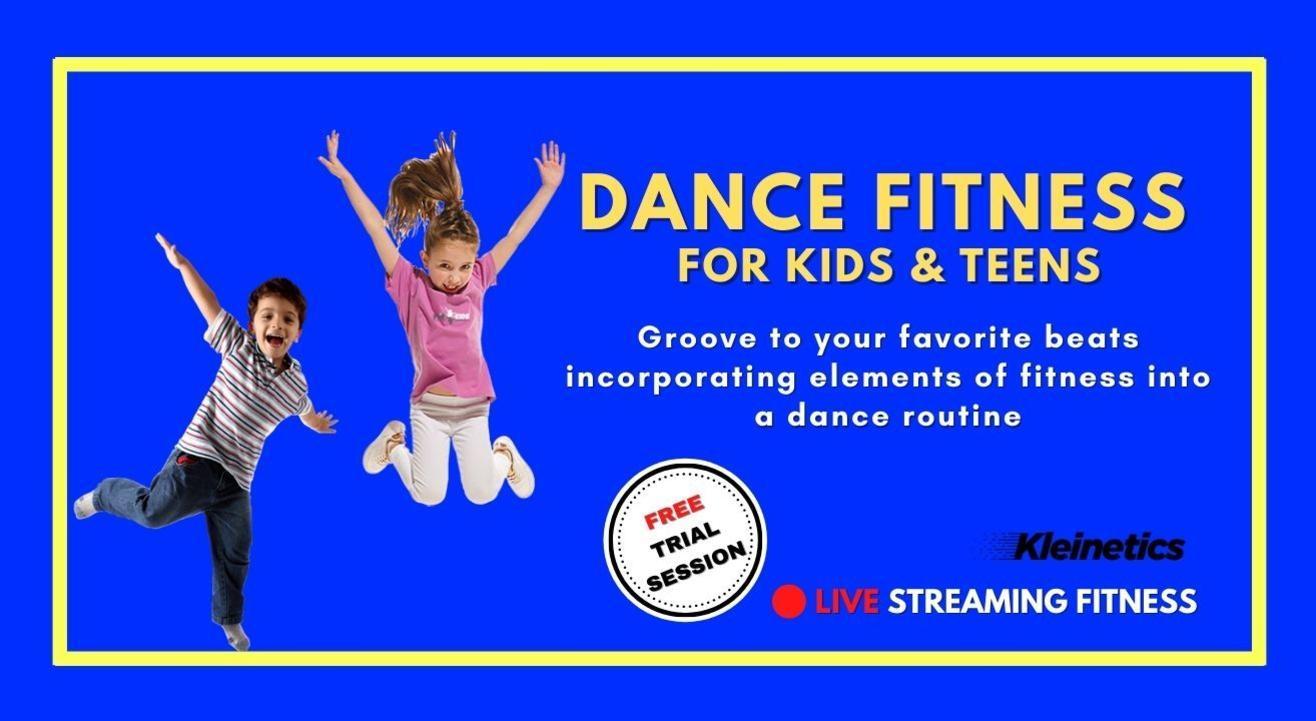 Kleinetics Dance Fitness for Kids & Teens