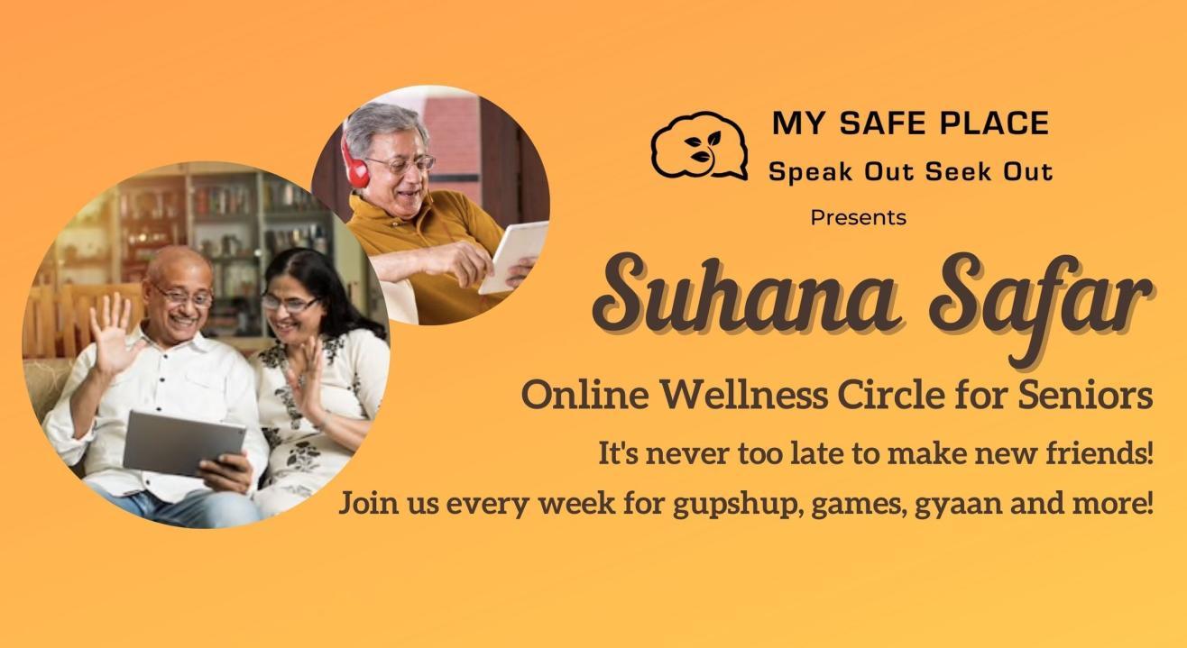 Suhana Safar - Senior Citizens Meetup