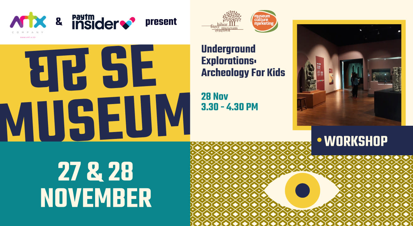 Underground Explorations: Archeology for Kids