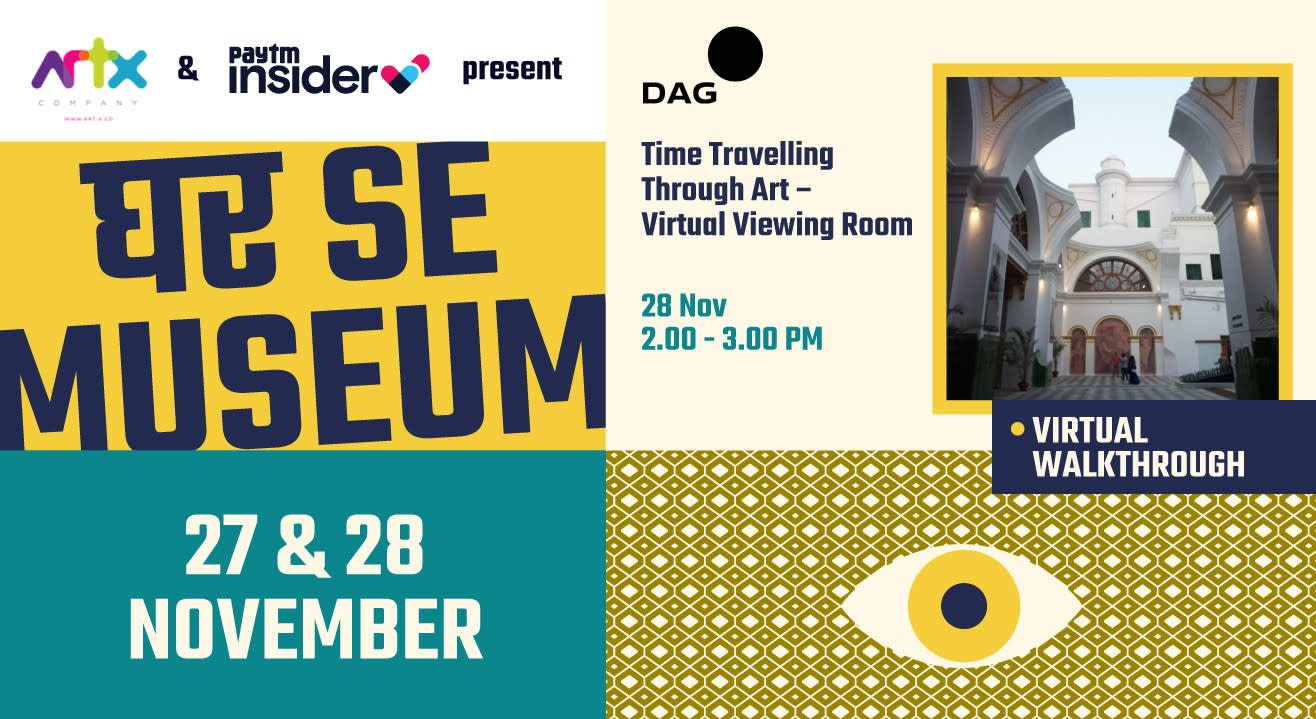 Time Travelling Through Art – Virtual Viewing Room