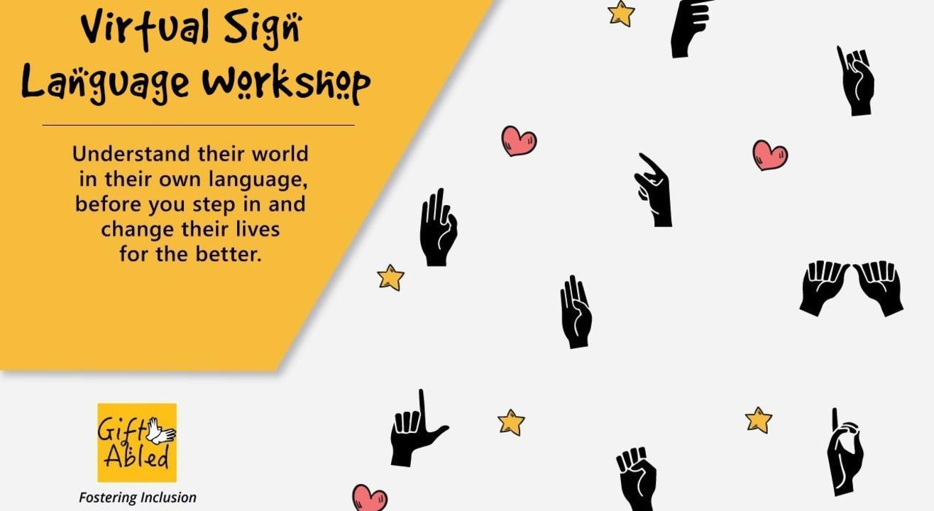 Virtual Sign Language Workshop