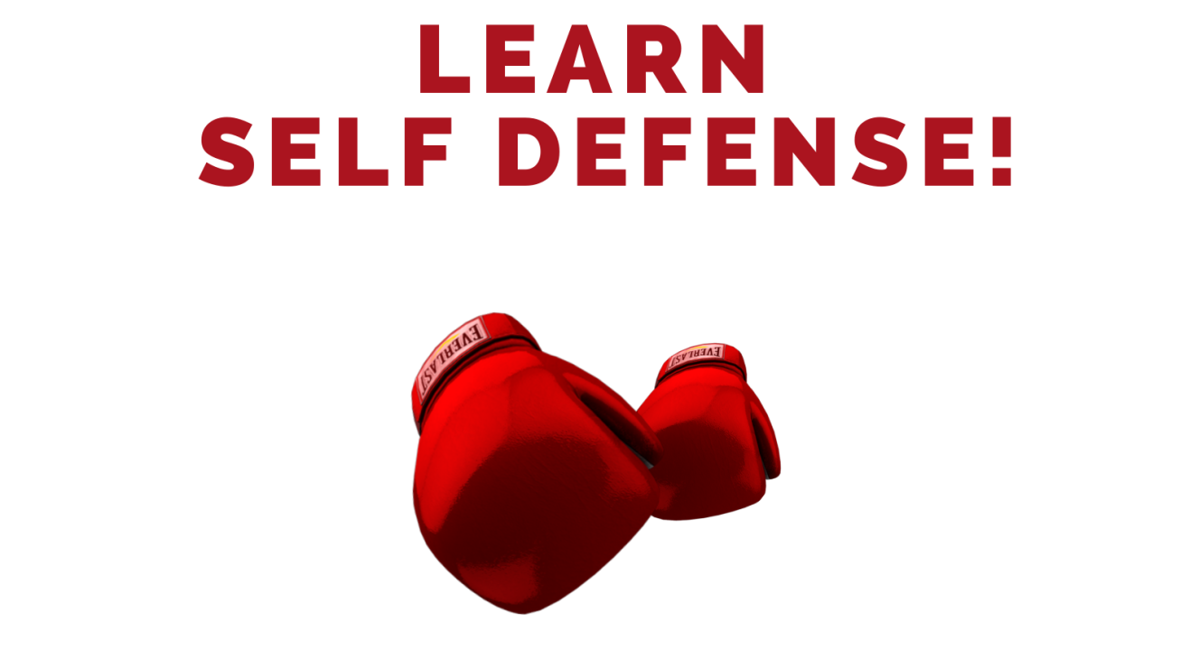 Let's Fight Back  - Self Defense Using Kick Boxing