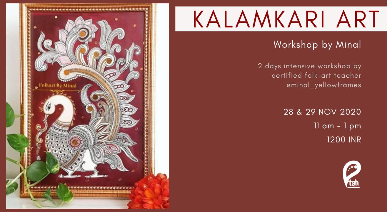 Kalamkari Art: Online Painting Workshop