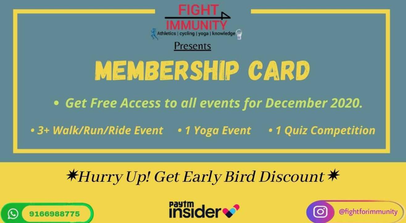 FFI - MEMBERSHIP CARD - DECEMBER 2020