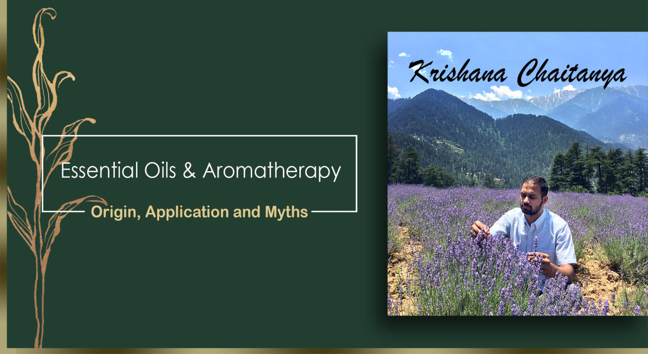 Essential Oils & Aromatherapy- 102- Origin, Application and Myths