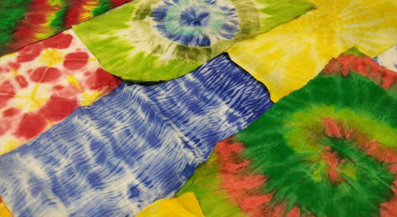 Tie & Dye with Natural Dyes, by Impressions Art