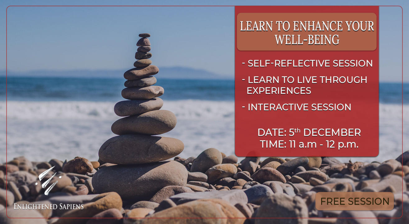 Learn to Enhance your Well-being