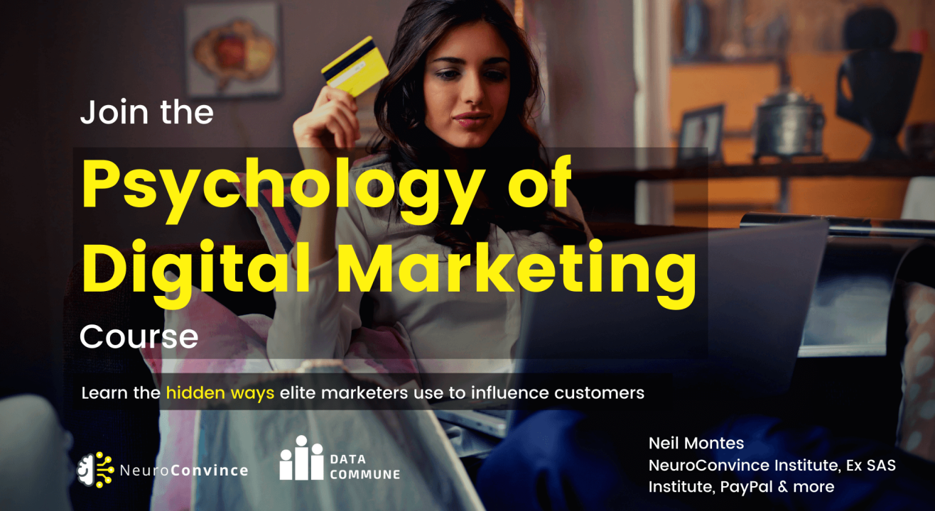 The Psychology of Digital Marketing Course: Live & Practical