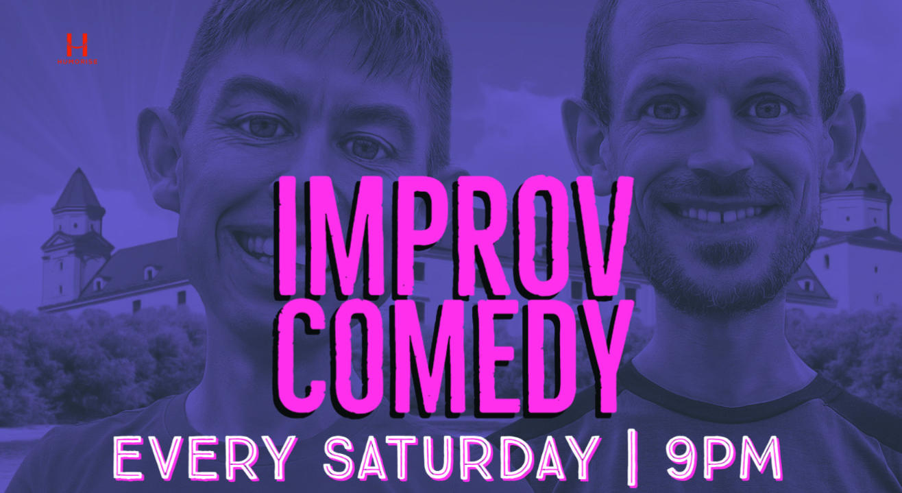 IMPROV | Comedy in the face of fear | Humorise