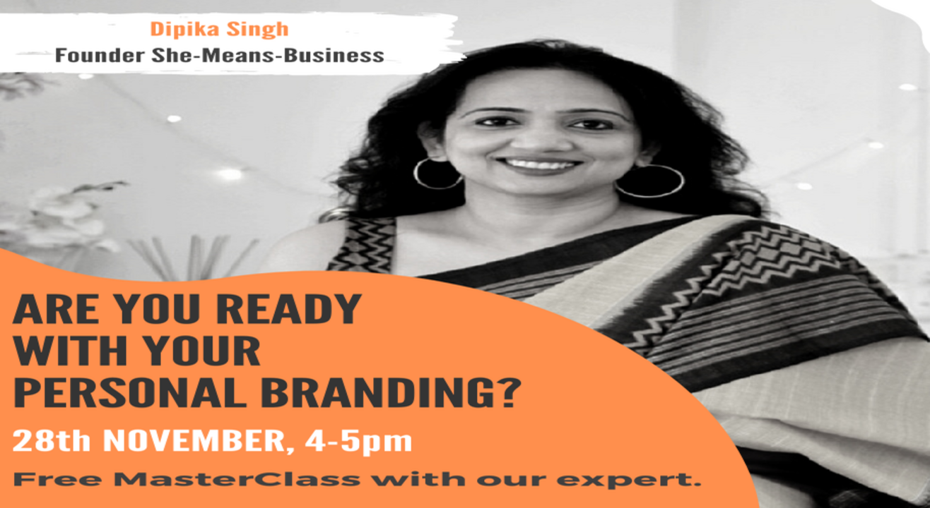 Are Your Ready With Your Personal Branding?