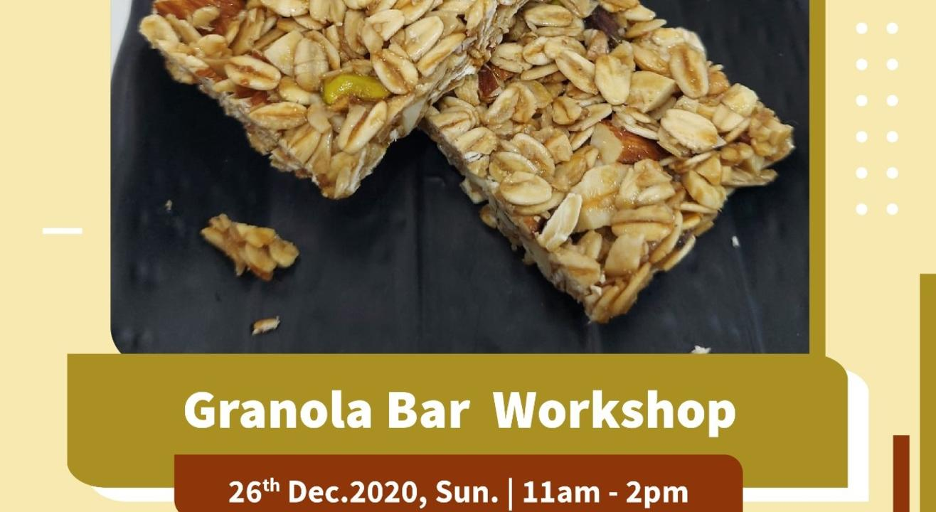 Granola Bar Workshop