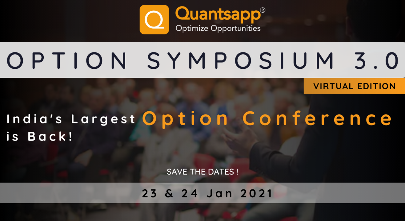 Option Symposium 3.0