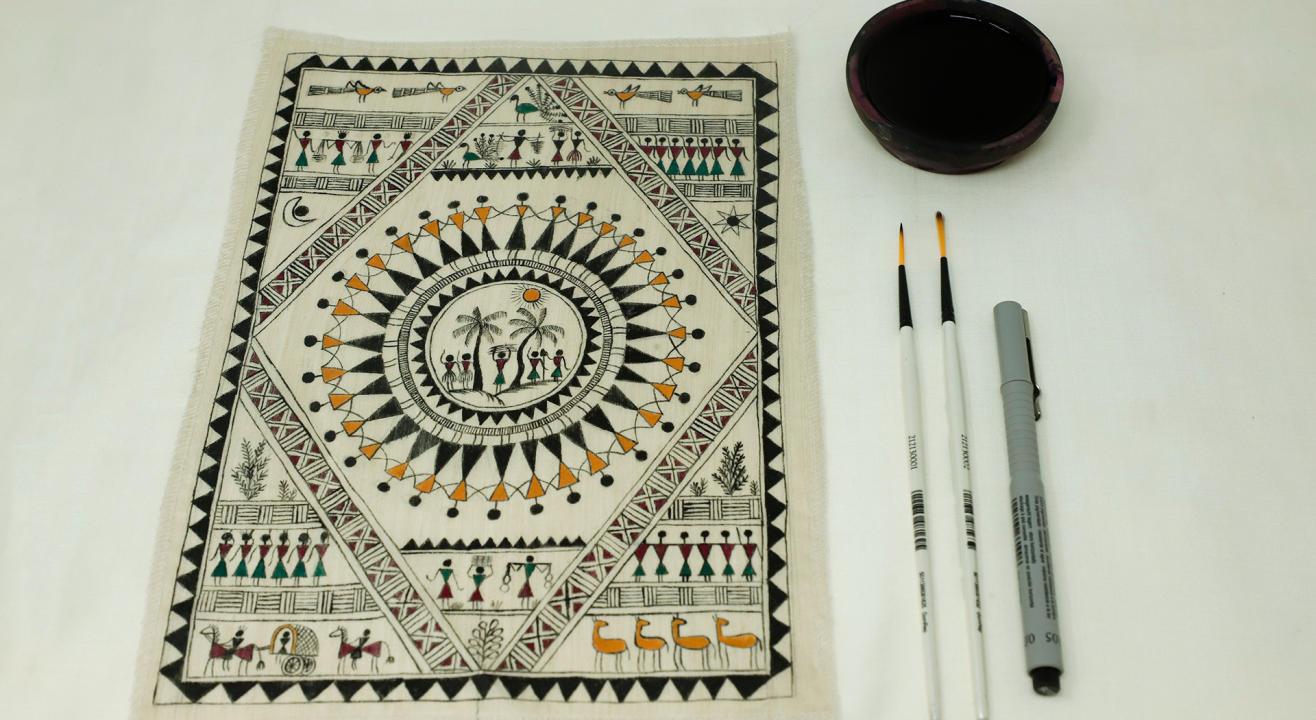 Saura Painting