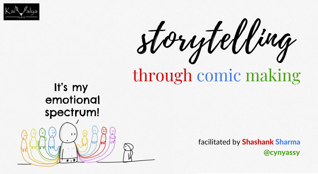 Storytelling Through Comic Making