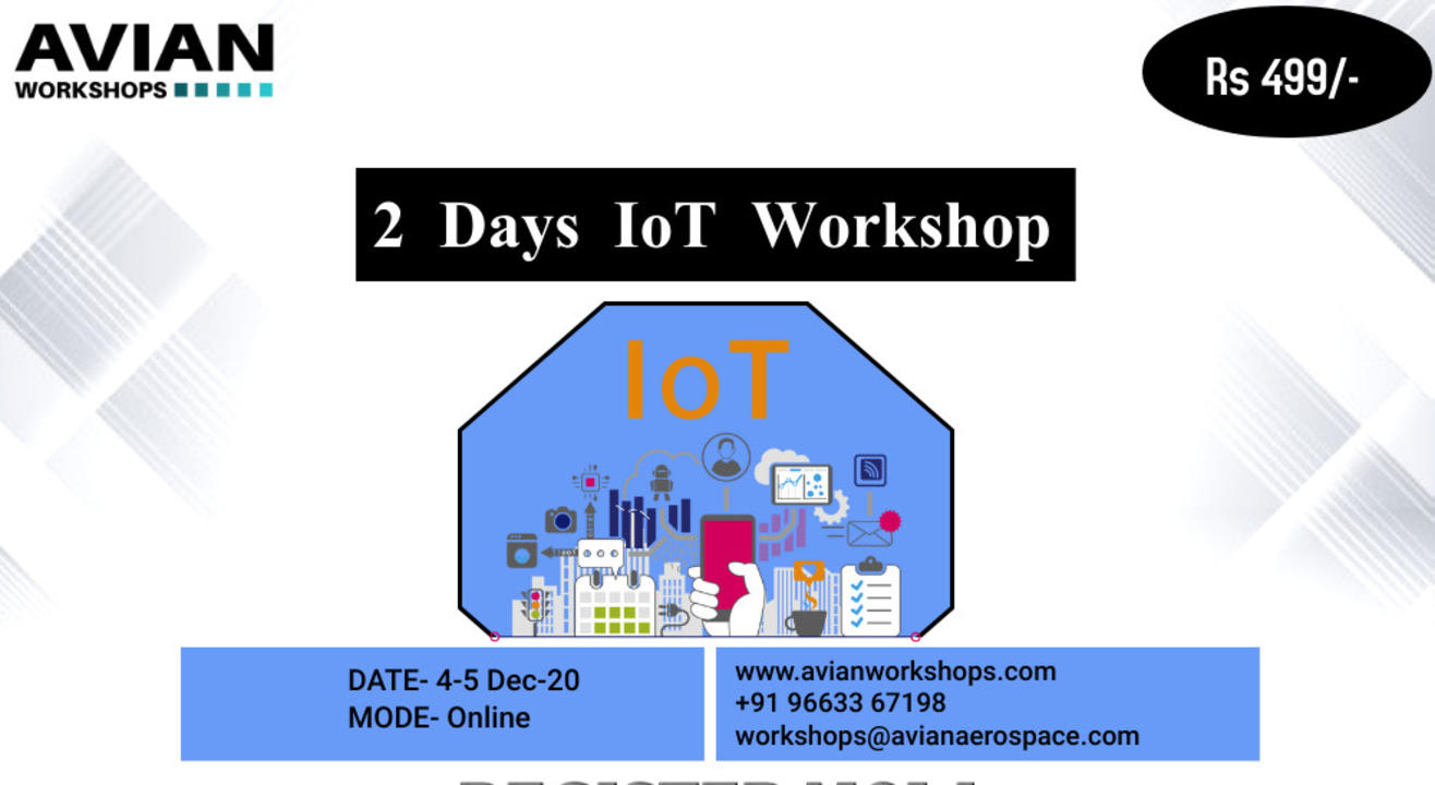 2 Days IoT Workshop