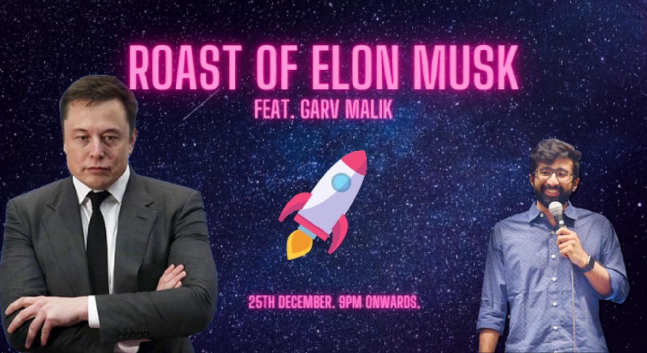 Roast of Elon Musk