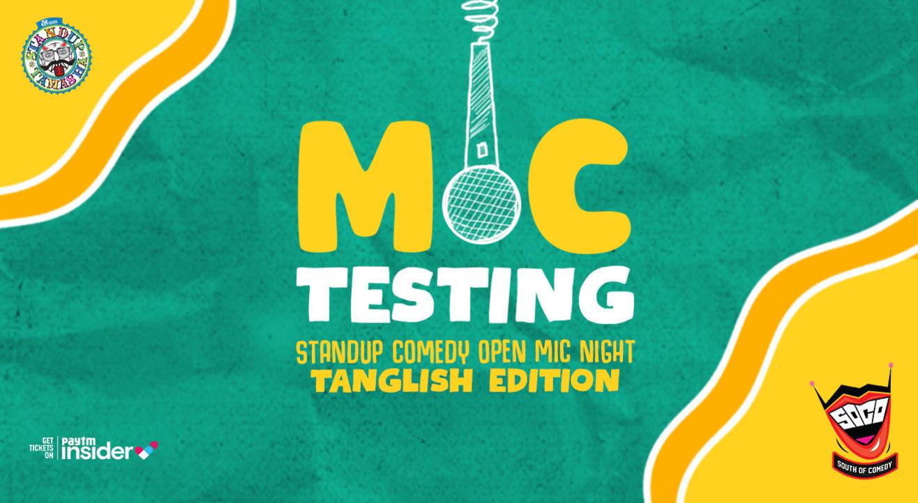 Mic Testing (Tanglish)