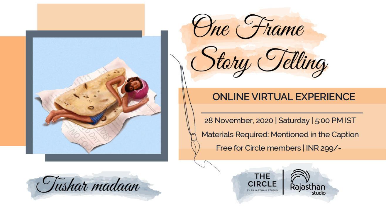 One Frame Story Telling Workshop by Rajasthan Studio