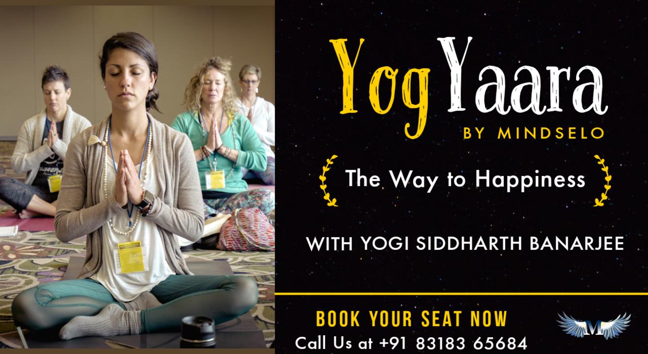 21-Days Scientific proven Yoga program